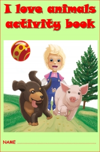 I LOVE ANIMALS - PDF Download